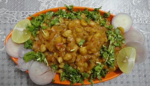 ChickPea Tomato Curry