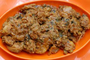 Gravy Chicken Curry
