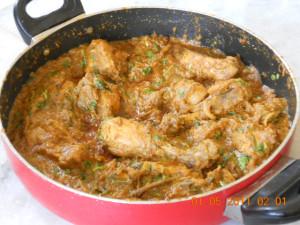 Chicken Gravy Curry