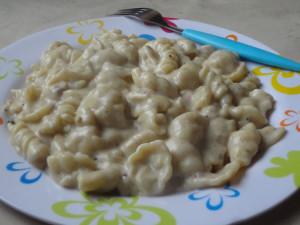 Creamy Peppercorn Pasta