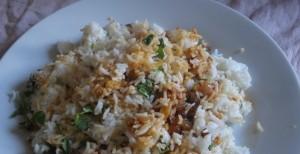 Cauliflower Biryani