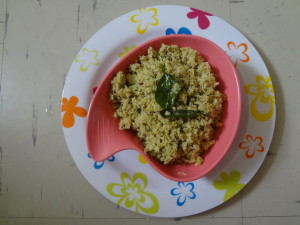 Green chilli Garted coconut chutney