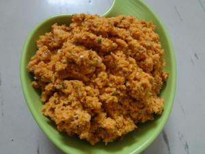 Tomato Coconut Chutney